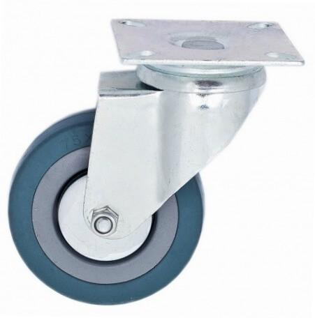 Промышленные колеса и ролики