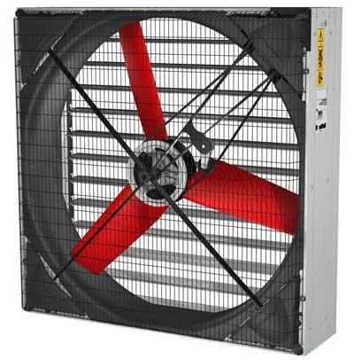 Стенные вентиляторы